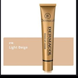 COPY - Dermacol Full Coverage Foundation shade 210